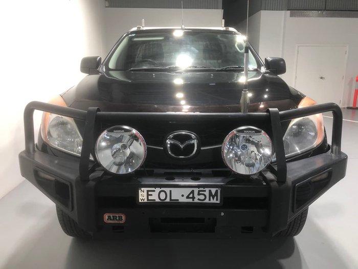 2012 Mazda BT-50 XT UP Black