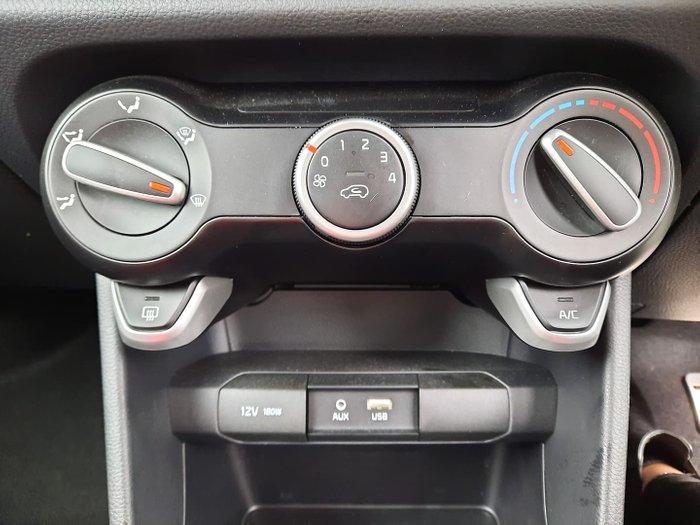 2019 Kia Picanto GT-Line JA MY20 Clear White