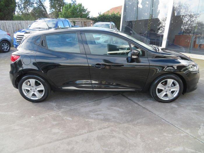 2015 Renault Clio Expression+ IV B98 Black