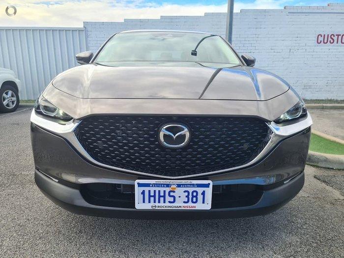 2020 Mazda CX-30 G20 Astina DM Series Bronze