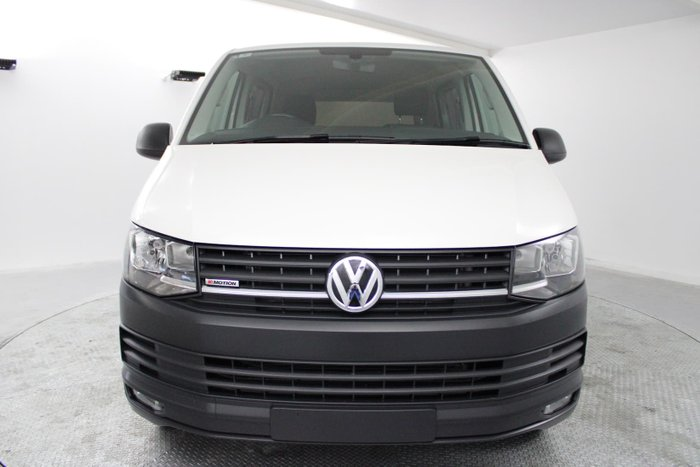 2018 Volkswagen Transporter TDI400 T6 MY18 Four Wheel Drive Candy White
