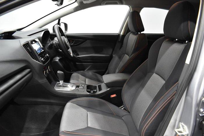 2019 Subaru XV 2.0i G5X MY19 AWD Ice Silver