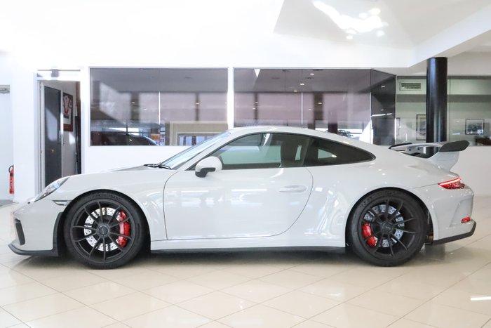2017 Porsche 911 GT3 991 MY18 Crayon