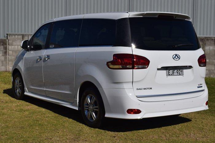 2020 LDV G10 Executive SV7A Blanc White