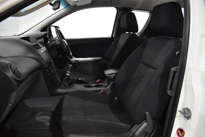 2014 Mazda BT-50 XT Hi-Rider UP Cool White