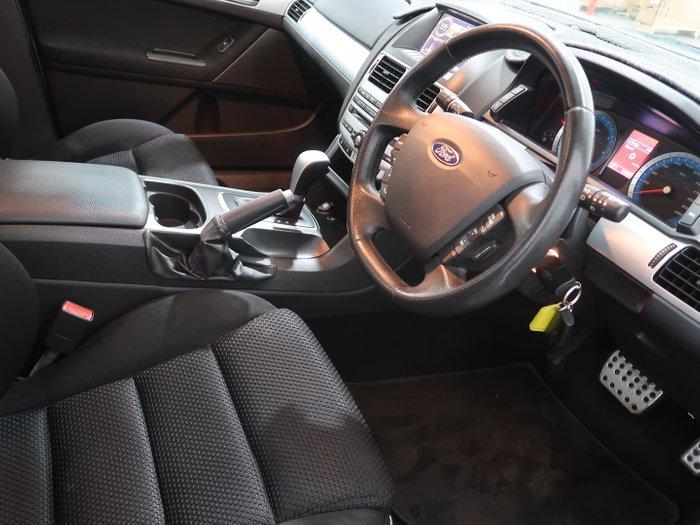 2009 Ford Falcon XR6 FG Lightning Strike
