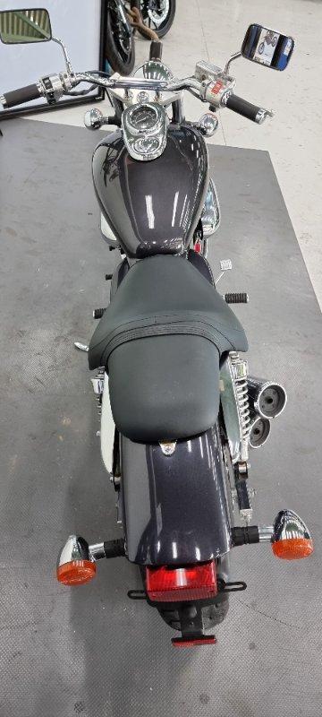 1998 Honda V25 (VT250C CUSTOM) GREY