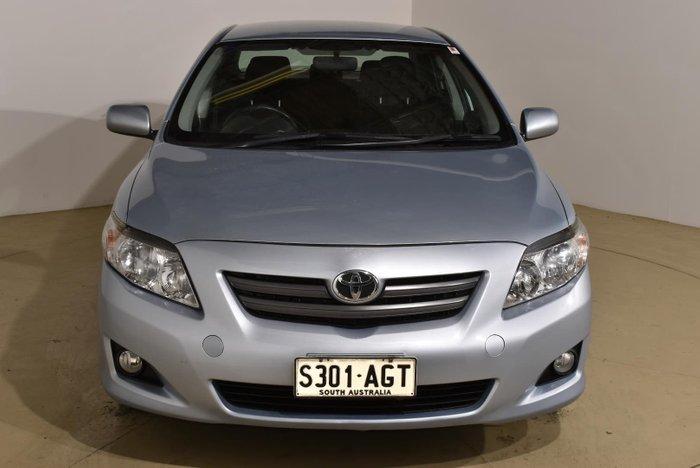 2010 Toyota Corolla Conquest ZRE152R Blue