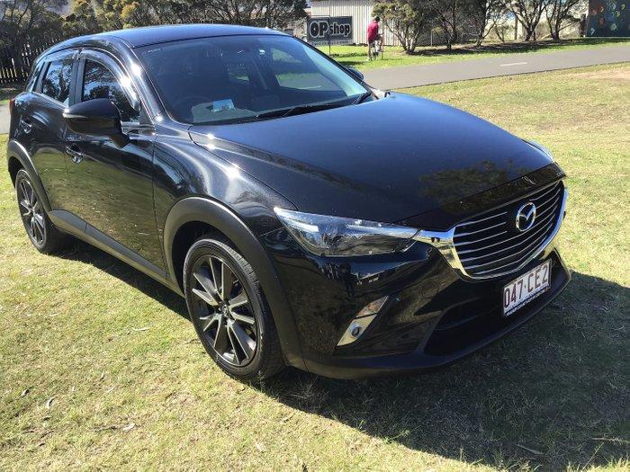 2016 Mazda CX-3 sTouring DK Jet Black