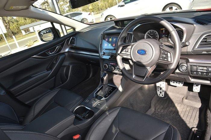 2018 Subaru Impreza 2.0i-S G5 MY18 AWD Red
