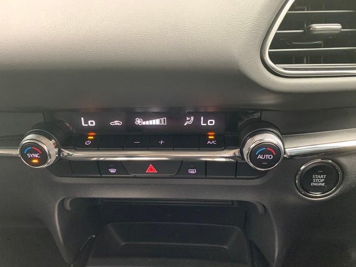 2021 Mazda CX-30 G20 Touring DM Series White