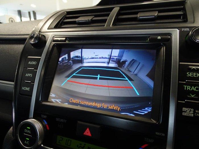2016 Toyota Camry Atara S ASV50R