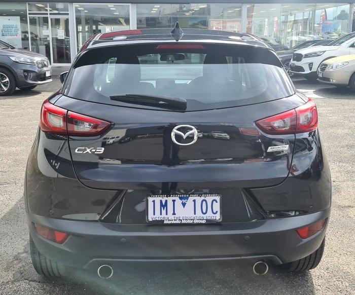 2018 Mazda CX-3 Maxx DK Black