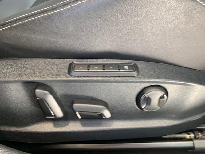 2017 Volkswagen Golf R Wolfsburg Edition 7.5 MY18 Four Wheel Drive Oryx White Pearl