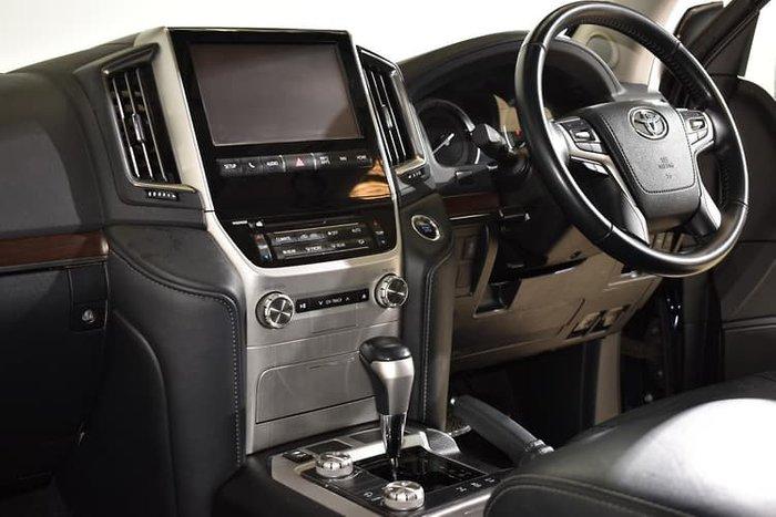 2016 Toyota Landcruiser VX VDJ200R 4X4 Dual Range Onyx Blue