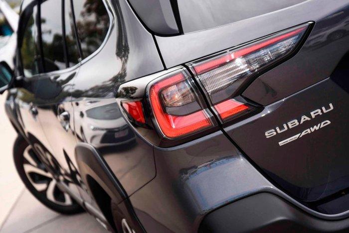 2021 Subaru Outback AWD Touring 6GEN MY21 AWD Magnetite Grey