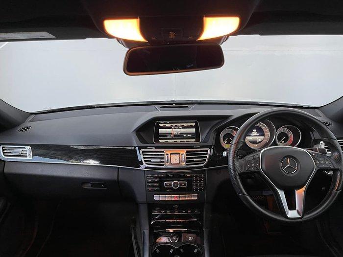 2013 Mercedes-Benz E-Class E250 W212 White