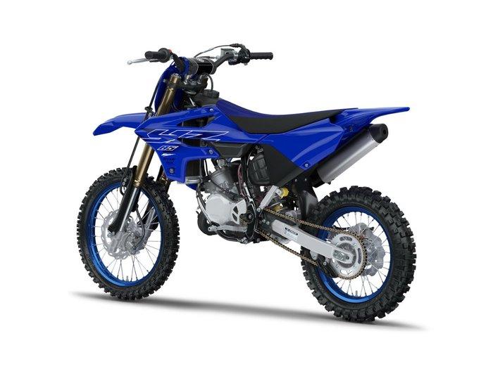 2022 Yamaha YZ85 Blue