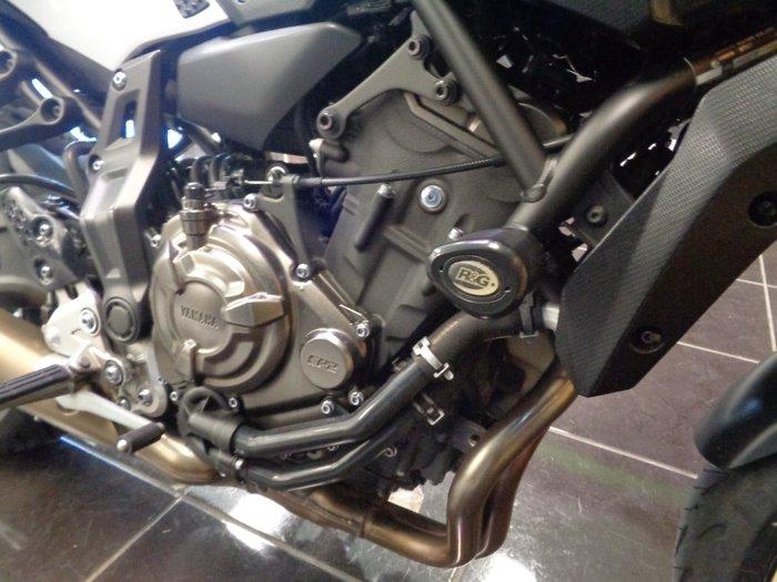 2017 Yamaha MT-07 LA (ABS) WHITE