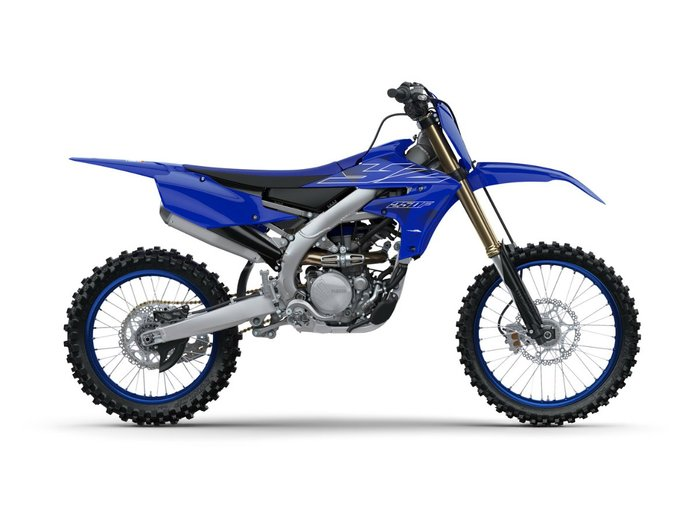 2022 Yamaha YZ250F Blue
