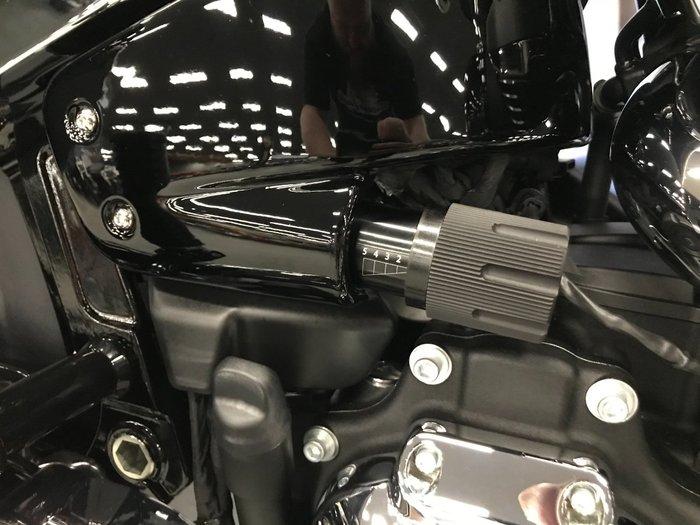 2021 Harley-Davidson FLSB SPORT GLIDE (107) VIVID BLACK DELUXE