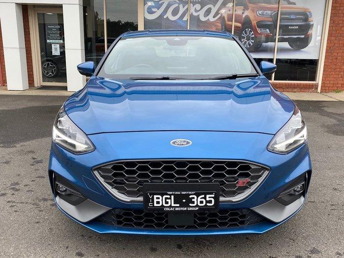 2020 Ford Focus ST SA MY21 Blue