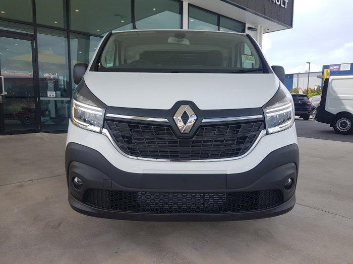 2021 Renault Trafic Pro 85kW X82 Glacier White