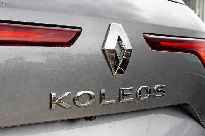 2021 Renault Koleos Intens HZG MY21 Four Wheel Drive Metallic Grey