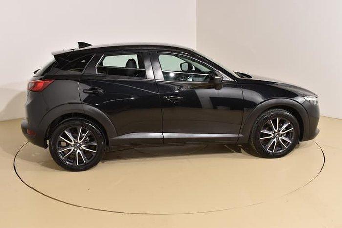 2017 Mazda CX-3 sTouring DK Jet Black
