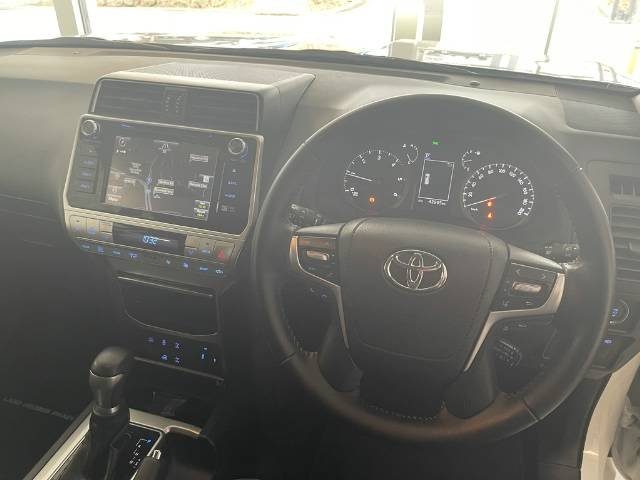 2020 Toyota Landcruiser Prado GXL GDJ150R 4X4 Dual Range WHITE
