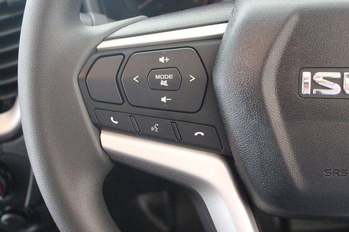 2021 Isuzu D-MAX SX MY21 4X4 Dual Range White