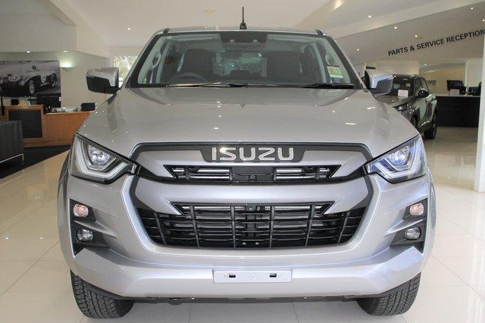 2021 Isuzu D-MAX LS-M MY21 4X4 Dual Range Silver