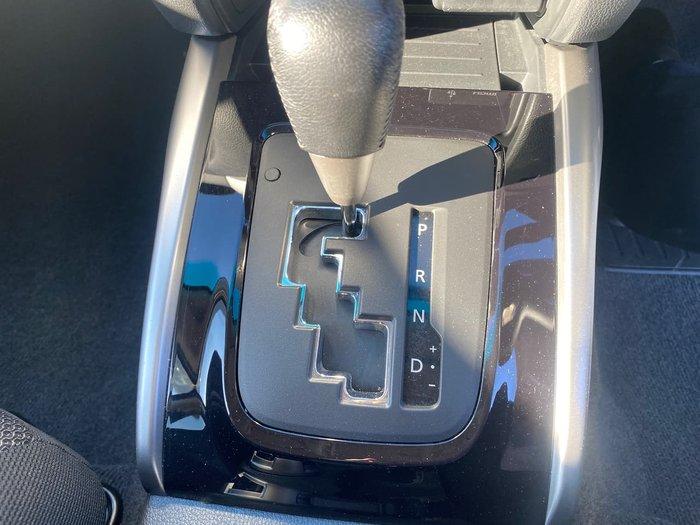 2018 Mitsubishi Triton GLS MQ MY18 4X4 Dual Range Grey