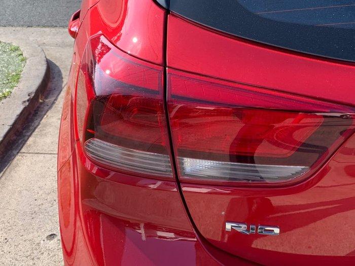 2020 Kia Rio S YB MY20 Red