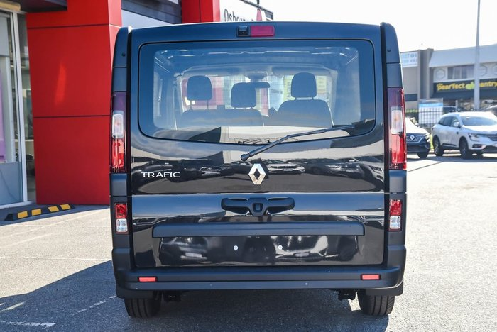 2021 Renault Trafic Pro 85kW X82 Black