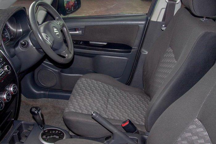 2007 Suzuki SX4 Z Series GYB 4X4 On Demand Blue
