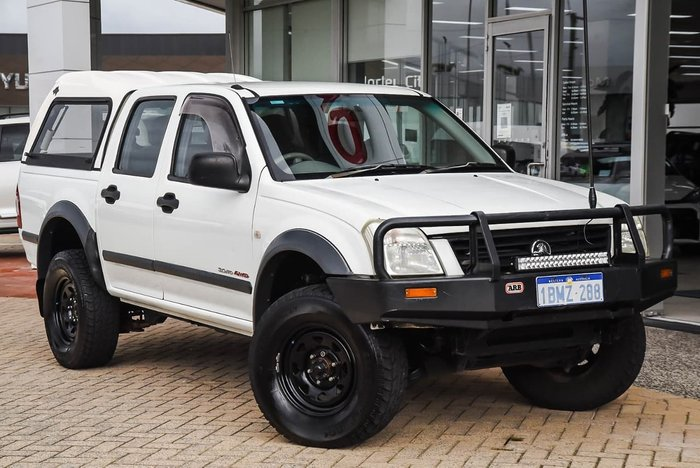 2004 HOLDEN RODEO