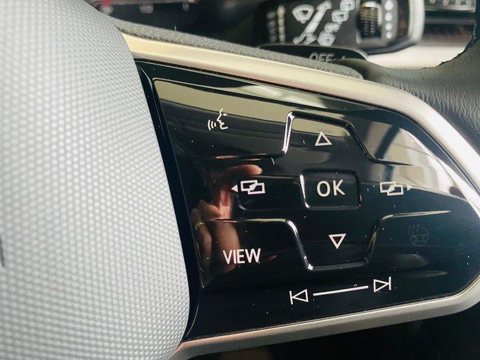 2021 Volkswagen Touareg 210TDI Elegance CR MY21 Four Wheel Drive Black