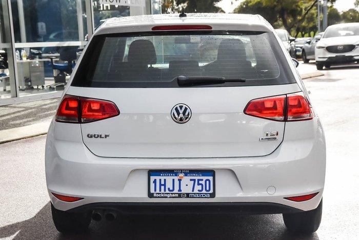 2016 Volkswagen Golf 92TSI 7 MY16 White