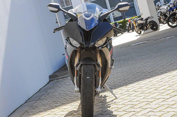 2021 BMW S 1000 RR RACE Black