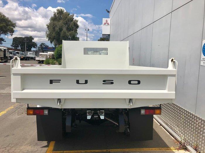 2021 FUSO CANTER 815 WIDE White