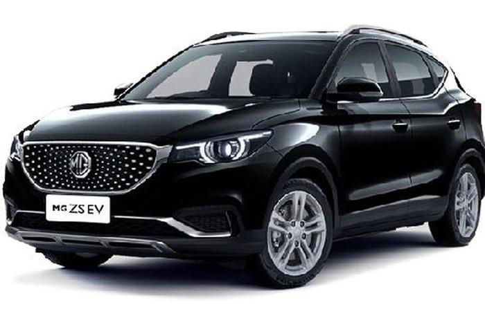 2021 MG ZS EV Essence AZS1 MY21 Drive Type: Pebble Black