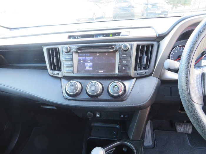 2017 Toyota RAV4 GX ZSA42R Bronze