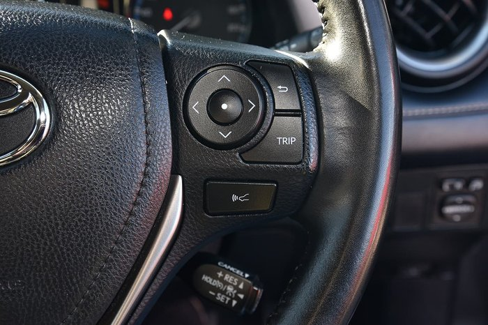 2018 Toyota RAV4 GXL ZSA42R Grey