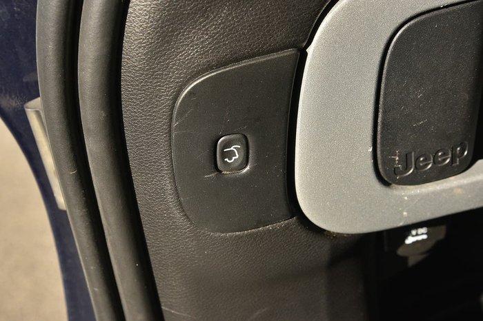 2015 Jeep Cherokee Limited KL MY16 4X4 Dual Range Blue