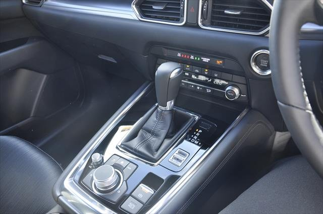 2021 MAZDA CX-8 SPORT CX-8 D 6AUTO SPORT PETROL FWD Platinum Quartz Metallic
