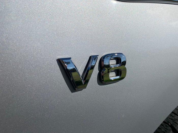 2017 Nissan Patrol Ti Y62 Series 3 4X4 Dual Range Silver