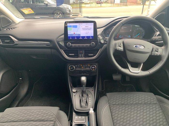 2020 Ford Puma JK MY20.75 Blue