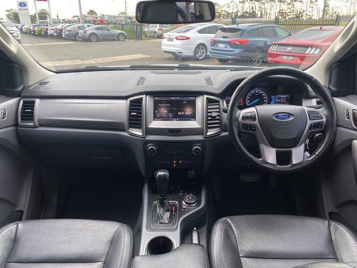 2015 Ford Everest Trend UA 4X4 Dual Range White