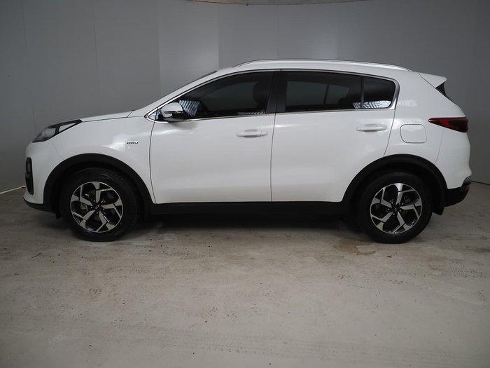 2018 Kia Sportage Si QL MY19 AWD White